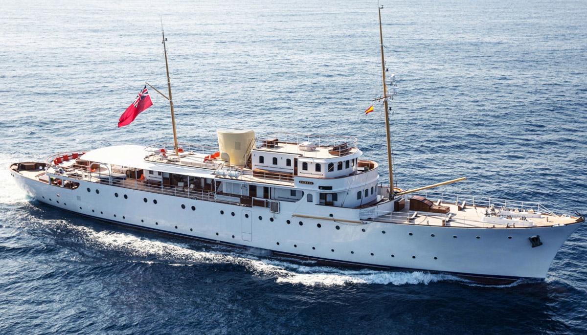 Shemara superyacht